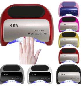 Гибридная лампа Professional Nail 48 W CCFL+LED
