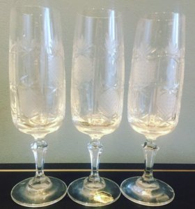 Бокалы или фужеры для шампанского