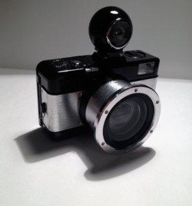 Пленочный фотоаппарат Lomo Fisheye 2