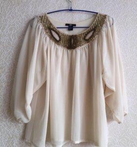 Блузка блуза кофта HM