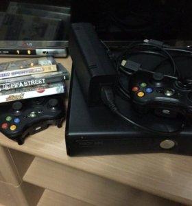 Сдам прошитый Xbox 360 в аренду