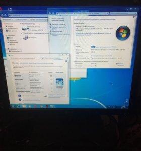 Компьютер 2.5гига 2ва ядра