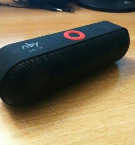 Портативная колонка Bluetooth (новая)