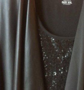 Пиджак +блузка 50-54