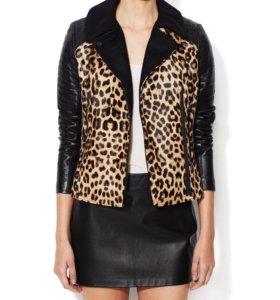 Новая кожаная куртка A.L.C.
