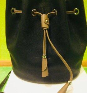 Новая сумка !нат кожа !original  Lancaster paris