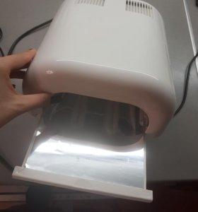 УФ лампа patrisa-nail 36w для сушки гель лака