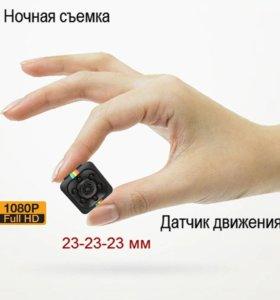 Мини камера - видеорегистратор