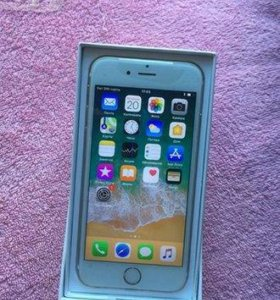 Apple 6 plus 16 Gb gold