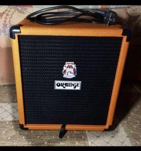 Продаю басовый комбо orange crush PIX CR25BX