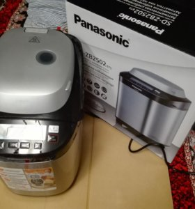 Хлебопечь Panasonic SD-ZB2502 новая