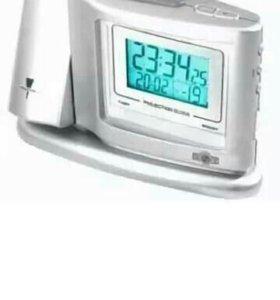 Продам проекционные часы RST (Швеция)