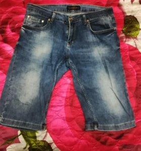Шорты мужские джинсовые р. 48-50