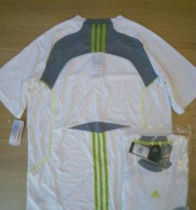 Футболки для спорта Adidas