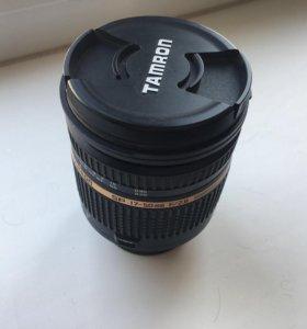 Tamron SP AF 17-50mm F2.8 Di II VC Nikon