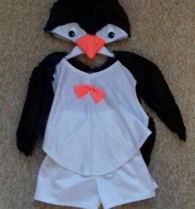 Новогодний костюм - пингвин