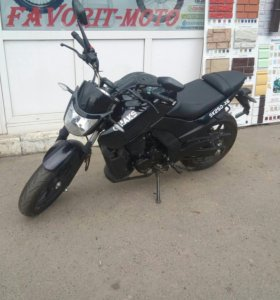 Мотоцикл Omaks SK250-X6 черный