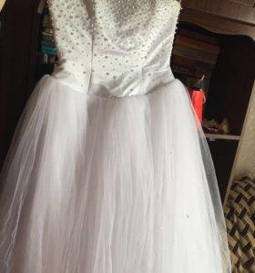 Свадебное платье (44-48)