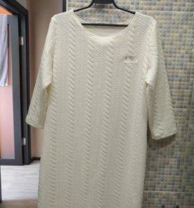 Новое платье р.50