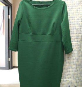 Новое платье р.48-50