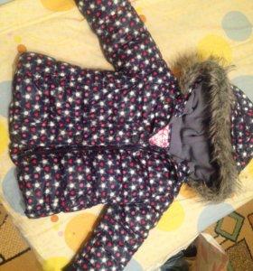 Куртка для девочки Зара