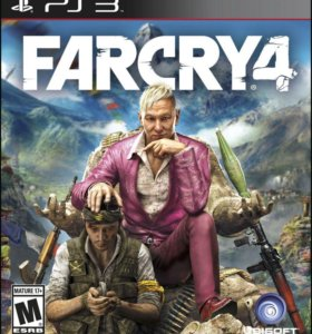 Far Cry® 4 PS3 (русская версия)