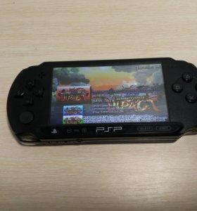 Игровая приставка Sony PlayStation Portable E1008