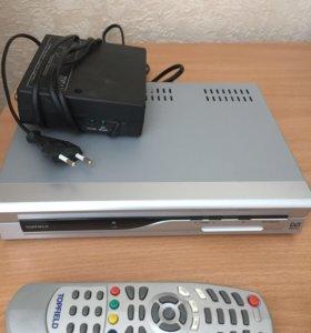 Приставка и усилитель для кабельного ТВ