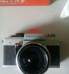Фотоаппарат Praktica Pentacon L