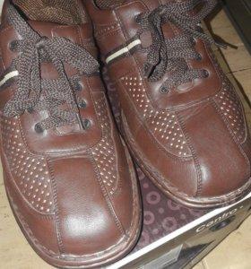 Мужские ботинки весна/осень. 42 размер