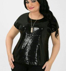 Блуза 52-54р.