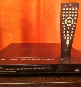 DVD Плеер BBK DV 116 SI
