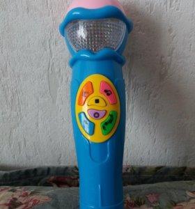 Микрофон музыкальный