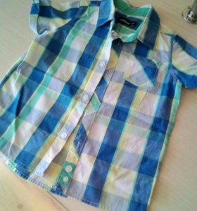 Рубашка р.98 на 2-3года