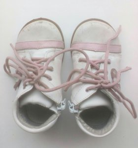 Ботиночки на осень, весну для принцессы 23р
