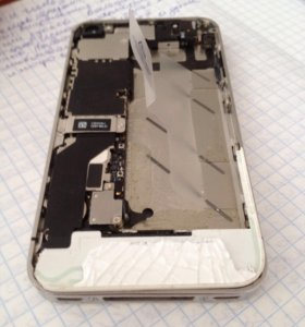 Запчасти айфон 4s