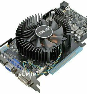 Видеокарта PCI-E 1Gb GeForce GTX550 Ti (DDR5) Asus