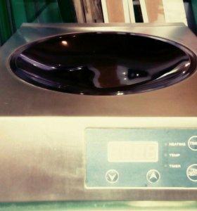 Плита индукционная с углублением