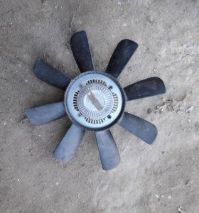 Гидро муфта вентилятор  на бмв