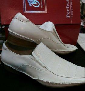 Туфли .натуральная кожа
