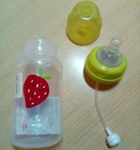 Бутылочка для младенца.