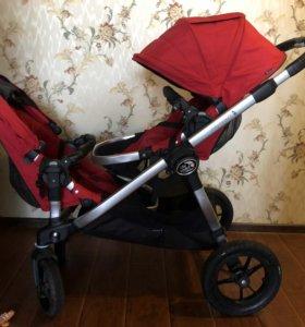коляска Baby Jogger City Select для погодок