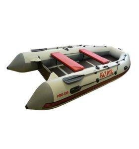 Надувная лодка ПВХ Pro 385