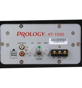 Усилитель от саба Prology AT-1000