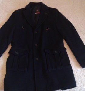 Пальто мужское Emilio Rene (черное)