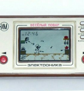 "Электроника ИМ-04. ""Весёлый повар"""