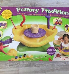 Гончарный круг для ребёнка