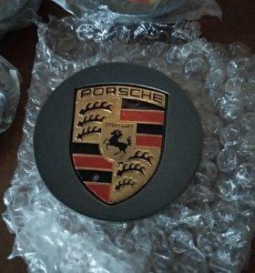 Колпаки на диски Porsche