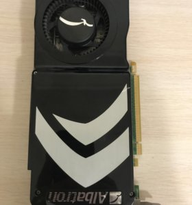 Видеокарта Albatron GeForce 9800GTX 512mb (9GP98GT