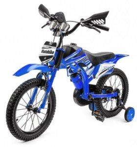велосипед-мотоцикл Small Rider Sport